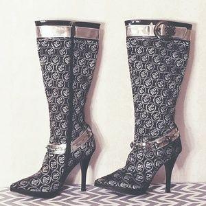 Rocawear High Heel Boots!!